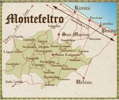 mappa montefeltro